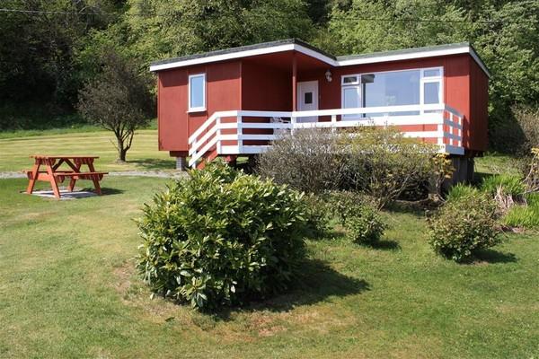 Vacation Rental Lochead Chalet No 2