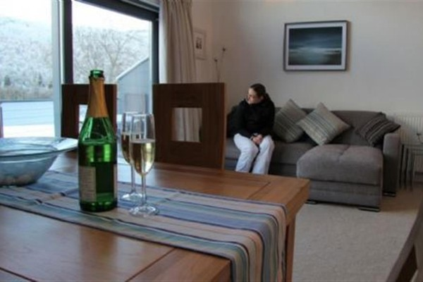 Vacation Rental Ben Nevis, Taymouth Marina