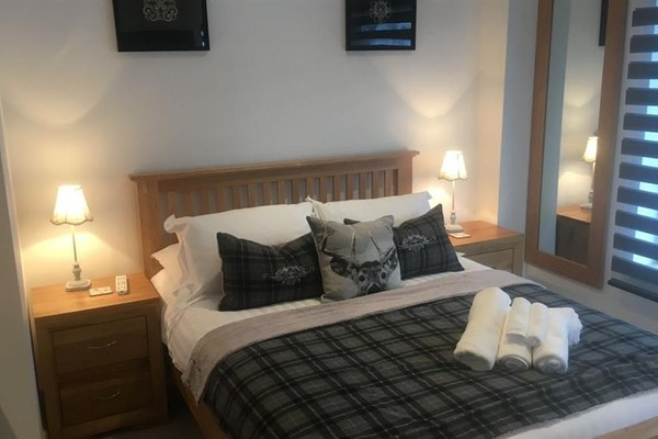 Vacation Rental No 1 Lawers View, Taymouth Marina