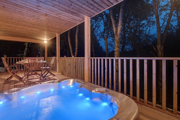 Vacation Rental Willow Lodge, South View Lodges, Exeter