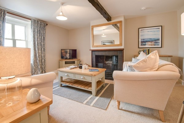 Vacation Rental St Aidan's Lodge
