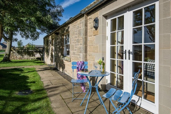 Vacation Rental The Bothy at Swinton Hill