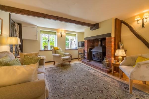 Vacation Rental Hollyhock Cottage