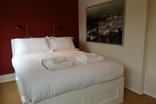 Vacation Rental Flat 08, Westgate House, Trafalgar Street