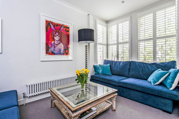 Vacation Rental Shepherds Bush Apartment