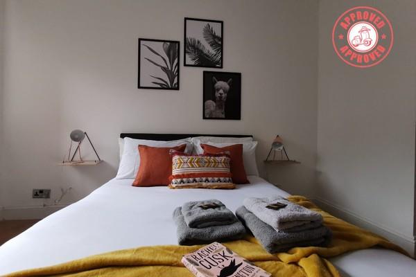 Vacation Rental Barbican Apartment