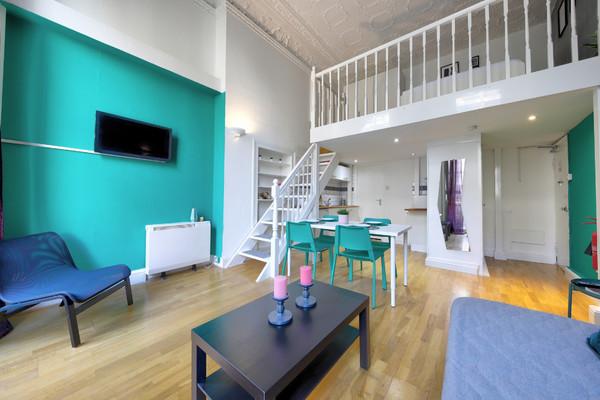 Vacation Rental Lancaster Gate Studio #9