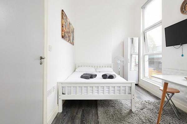 Vacation Rental Euston Studio Apartment per 2 persone