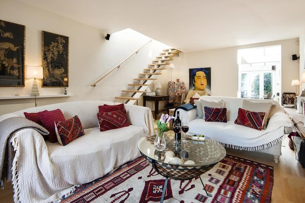 Vacation Rental Cosy Childs Street House