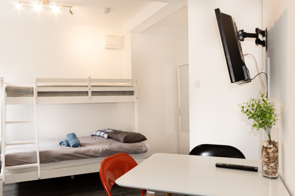 Vacation Rental Euston Studio Apartment - Triplo