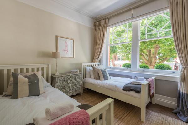 Vacation Rental Notting Hill Elegant Apartment