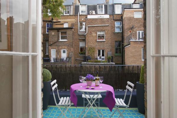 Vacation Rental Appartamento A Chelsea Con Terrazzo