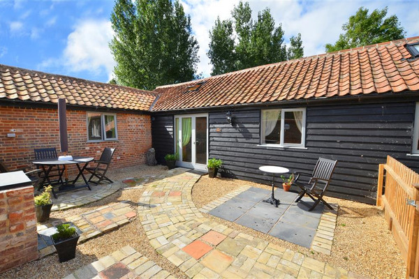 Vacation Rental The Courtyard, Lodge Farm
