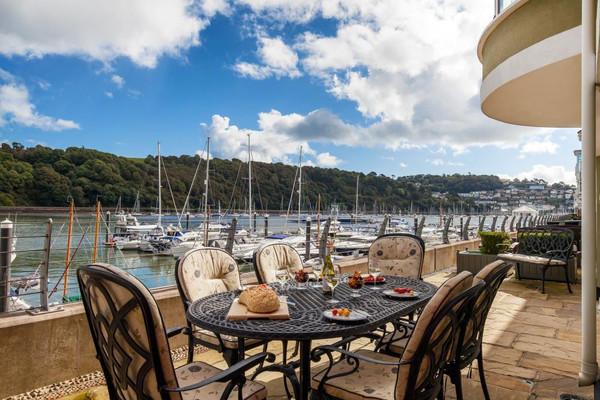 Vacation Rental Serenity at Dart Marina