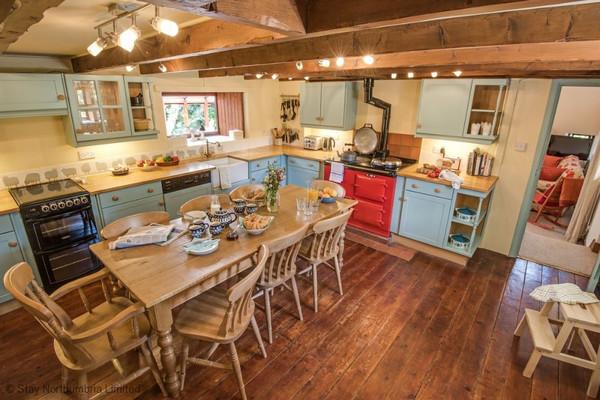 Vacation Rental Homildon Cottage