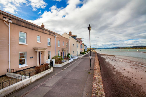Vacation Rental Harbour House Shaldon