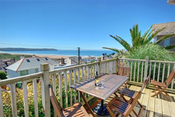 Vacation Rental Bay View