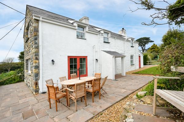 Vacation Rental Pentraeth Cottage