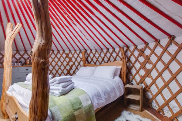 Vacation Rental Barn Owl Yurt