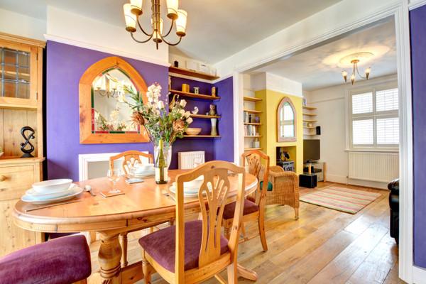 Vacation Rental Orange House