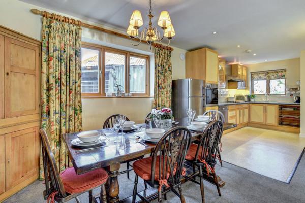 Vacation Rental Brights Farm Lodge