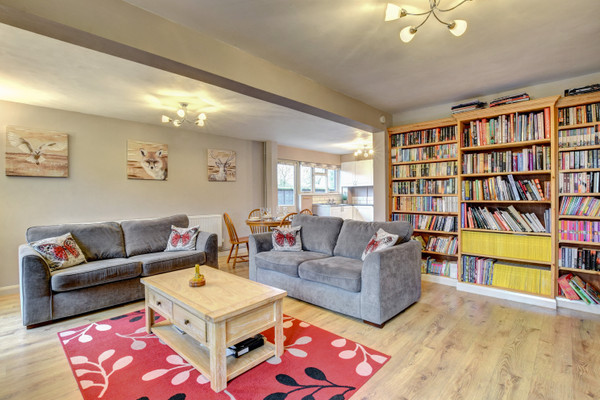 Vacation Rental Barn Owl Retreat, Sibton