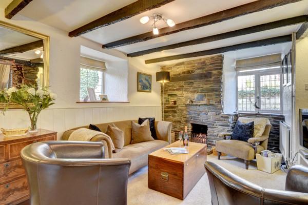 Vacation Rental Tythe Barn House