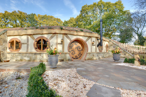 Vacation Rental Hobbit House
