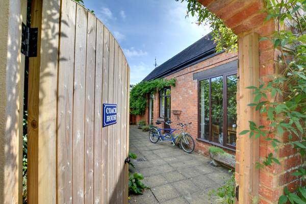 Vacation Rental The Coach House at Pantile