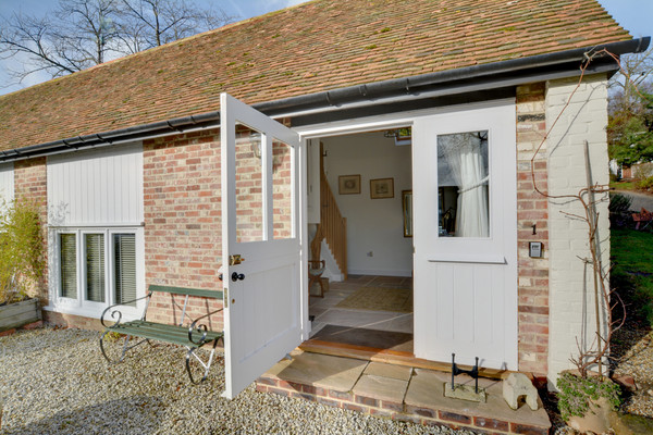 Vacation Rental No 1 Chillenden Court Stables
