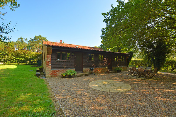 Vacation Rental Watermere Barn