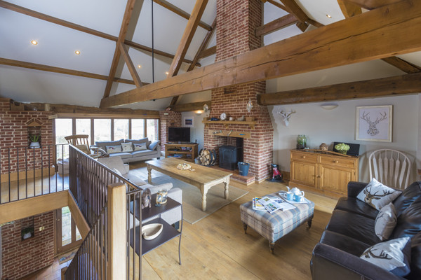 Vacation Rental Avocet Barn