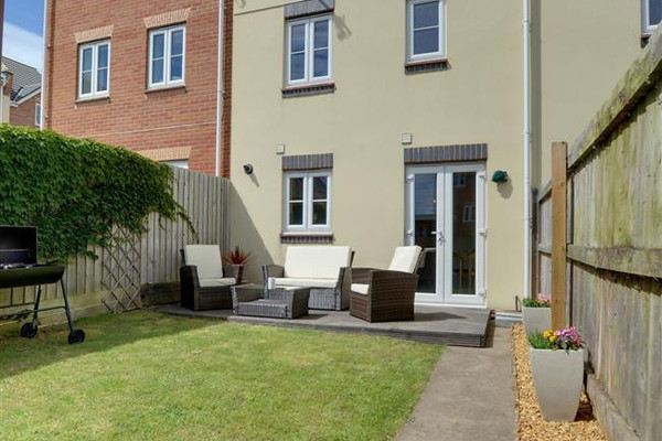 Vacation Rental Caen View, Braunton