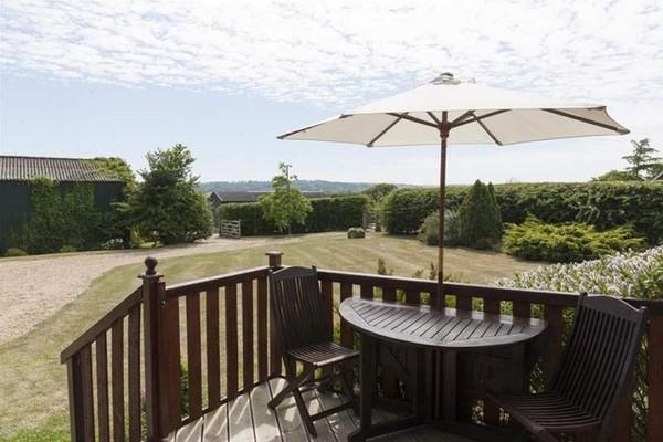 Vacation Rental Hill Farm Lodge