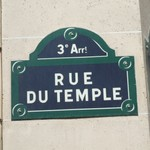 Rental Marais Temple