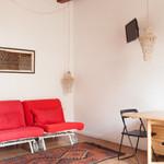 Rental Nou De La Rambla A w/ balcony