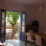 Rental House -garden in front of the beach - Ferrari Land