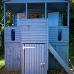 Rental Beach Hut 95