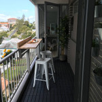 Rental Quiet! 100 mtrs to beach, 1 min to cafes and shops