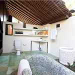 2 Balinese style bathrooms