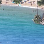 Rental LES PRINCES Studio facing the sea - GREAT SEA VIEW