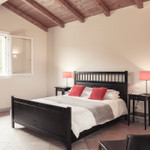 Rental Hilltop Villa Hideaway with Pool Sleeps 10 between Florence and Bologna
