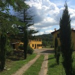 Rental Hilltop Villa Hideaway with Pool Sleeps 6 between Bologna and Florence