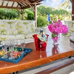 Rental Villa La Source 5 bedrooms  up to 10 guests -Orient Bay  Saint- Martin