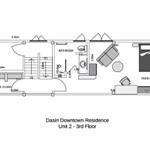 Rental Dasiri Downtown Residence Unit 2