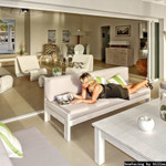 Rental Seafacing Villa, New Design, Contemporary, Sea View, Jacuzzi, Heated Pool