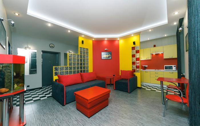 Two-room. Luxury. 17.Baseina Centre of Kiev, Kiev
