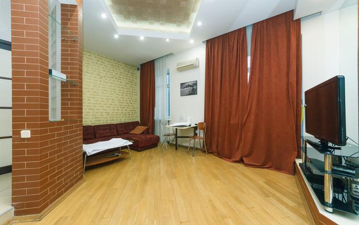 Two-room. Luxe 20 V.Vasylkivska. With a sauna, Kiev