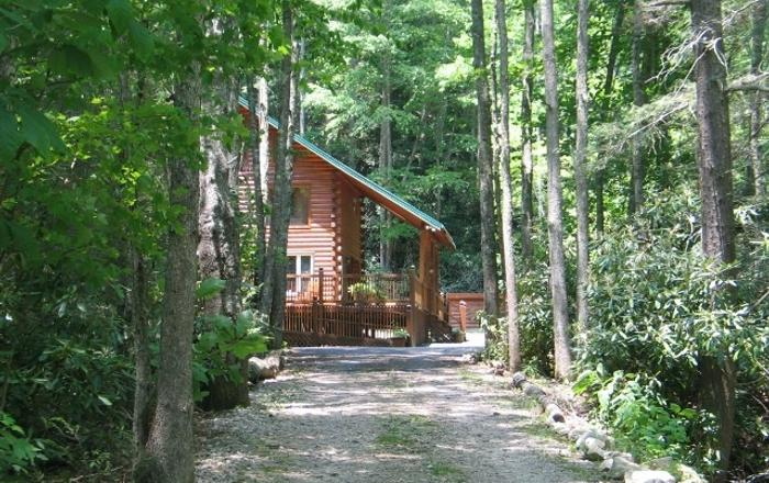 Secluded Mountain Cabin With Hot Tub, Butler