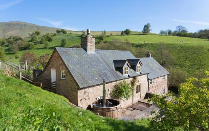 Valley Cottage, Hay-on-wye